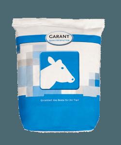 Ein Sack Mineralfutter mit optimaler Vitaminzusammensetzung für Mastrinder.
