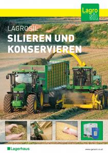 Prospekt Garant Silier- und Konservierungsmittel (LagroSIL)