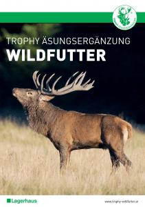 Prospekt Wild Trophy Äsungsergänzung