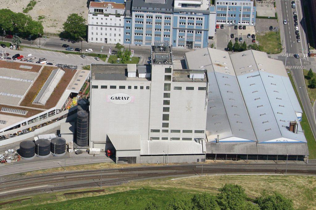Mischfutterwerk Graz