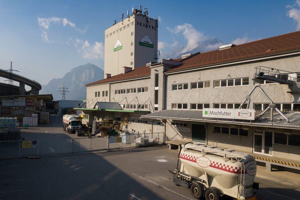 Mischfutterwerk Innsbruck